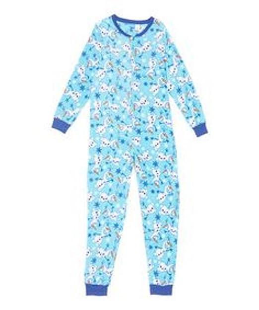 Pijama de traje de la Uniš®n de Mujeres Olaf Frozen Olaf ...