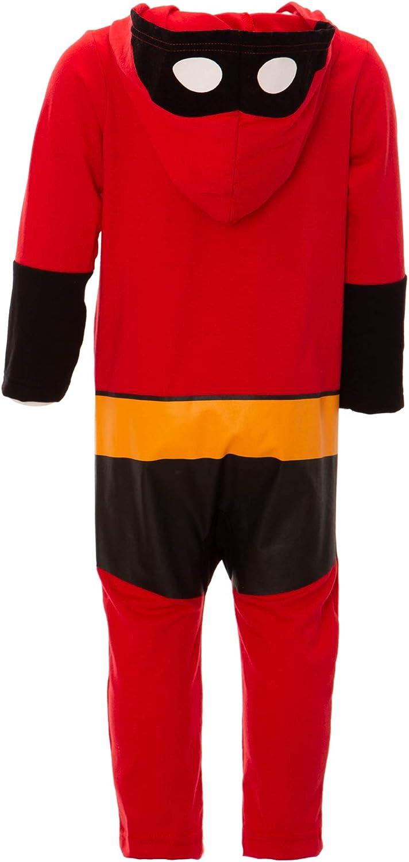 Disney Pixar The Incredibles Baby Boy Girl Costume Coverall Footies