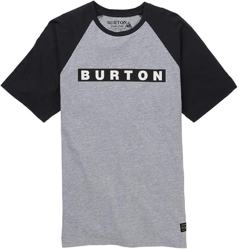 Burton Vault Camisetas, Hombre, Gray Heather, XS: Amazon.es: Ropa y accesorios