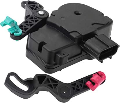 Friday Part Left Side Sliding Door Lock Actuator 5020679AB for 2008-2017 Chrysler Town /& Country Driver Side Lock Actuator fit 2008-2019 Dodge Grand Caravan
