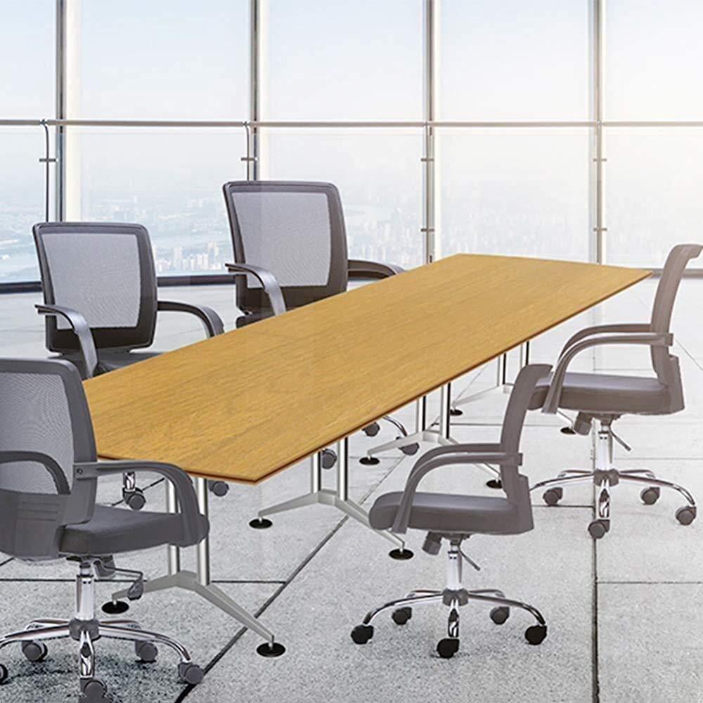 Kontorsstolar kontorsmöbler kontor svängbar stol enkel kontorsnät stol fåtölj liten stol lyft, svart Svart