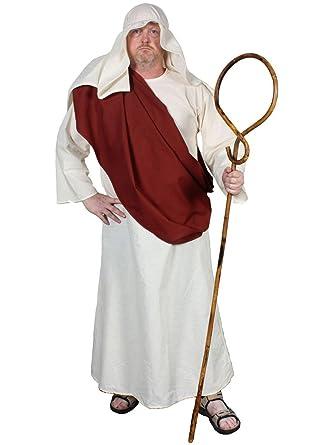 Alexanders Disfraces AC22111-STD para hombre del traje del pastor ...