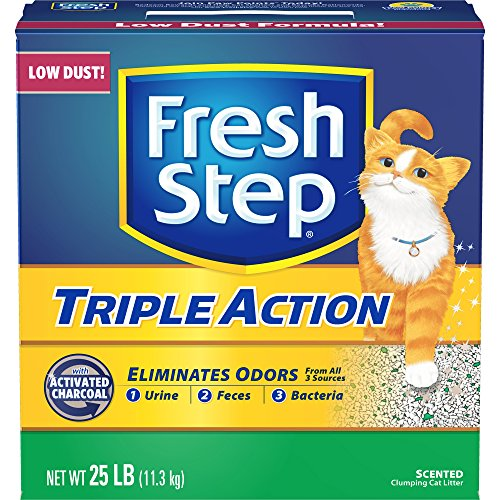 LITTER 261213 Fresh Step Scooping product image