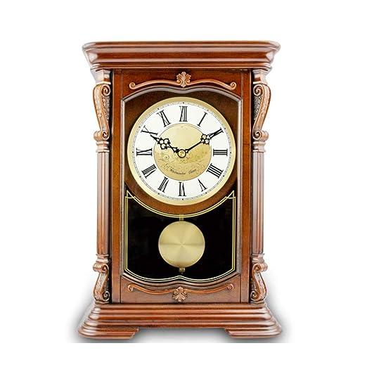 Reloj de mesa, Relojes de mesa para la sala de estar Decoración ...