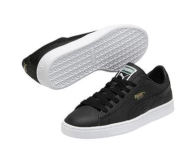 Puma Men Shoes Puma Basket 3D Fast FWD Sneakers Men black