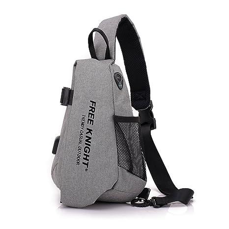 49d5fd33612b Amazon.com   TechCode Shoulder Backpack Men