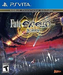 Xseed Fate Extella The Umbral Star Noble Phantasm Edition PlayStation Vita