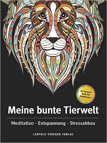 Livre Meine bunte Tierwelt de l'éditeurStocker Leopold Verlag