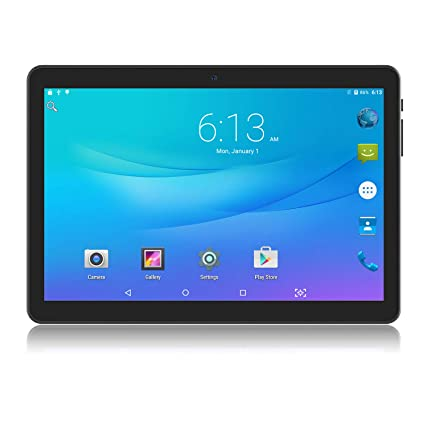 Amazon.com : Tablet 10 inch 3G Phablet with Sim Card Slots and Dual