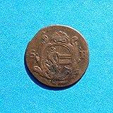 1778 DE Austrian states Salzburg 1 Pfenning - Hieronymus von Colloredo Coin Very Fine Detials
