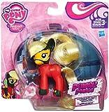 My Little Pony Friendship is Magic Power Ponies Applejack Figure