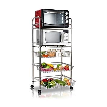 Kitchen Furniture - 304 Estante de la Cocina del Estante de la Estufa del Horno de