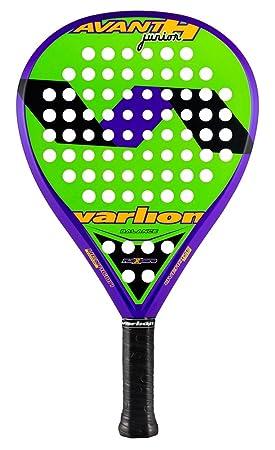 Varlion Avant H Junior - Pala de pádel, Unisex Niños, Verde/Morado, 290-295 gr.: Amazon.es: Deportes y aire libre