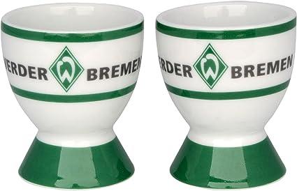 Werder Bremen Eierbecher 2er Set