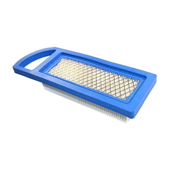 HQRP Filtro de aire para cortacésped Mastercut 13AJ775G059 ...