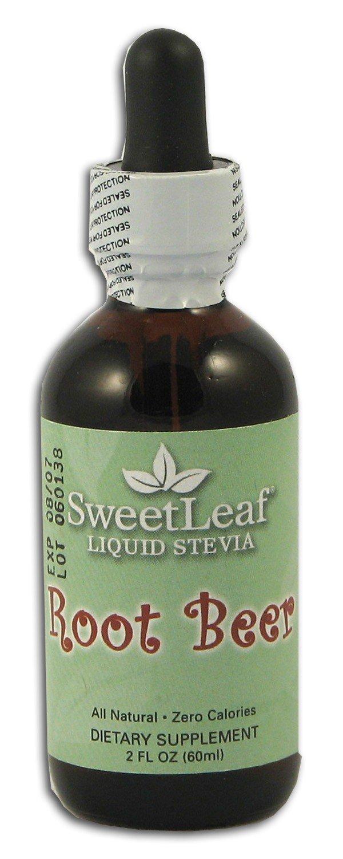 SWEET LEAF, Liquid Stevia; Root Beer - Pack of 1