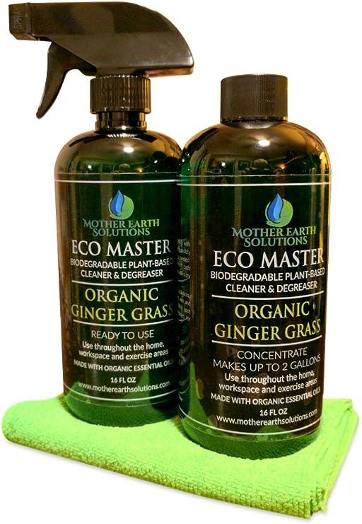 Eco Master limpiador y desengrasante, concentrado cartucho, lista ...