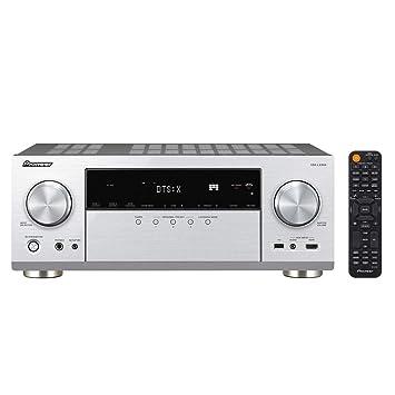 Pioneer VSX-LX304(S) Receptor AV 9.2 (185W/canal, Dolby Atmos, DTS ...