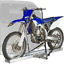 Black Widow AMC-400 Hitch Mounted Sport Bike/Motorcycle Carrier