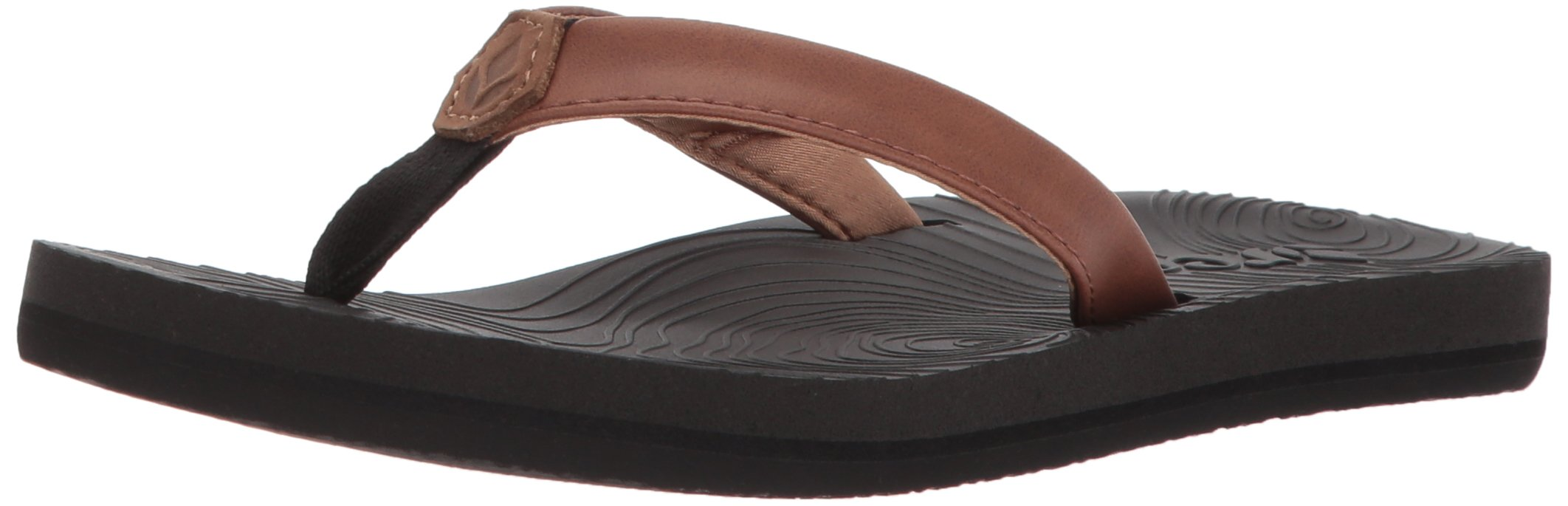 Reef Women's Zen Love Sandal, Espresso, 6 M US
