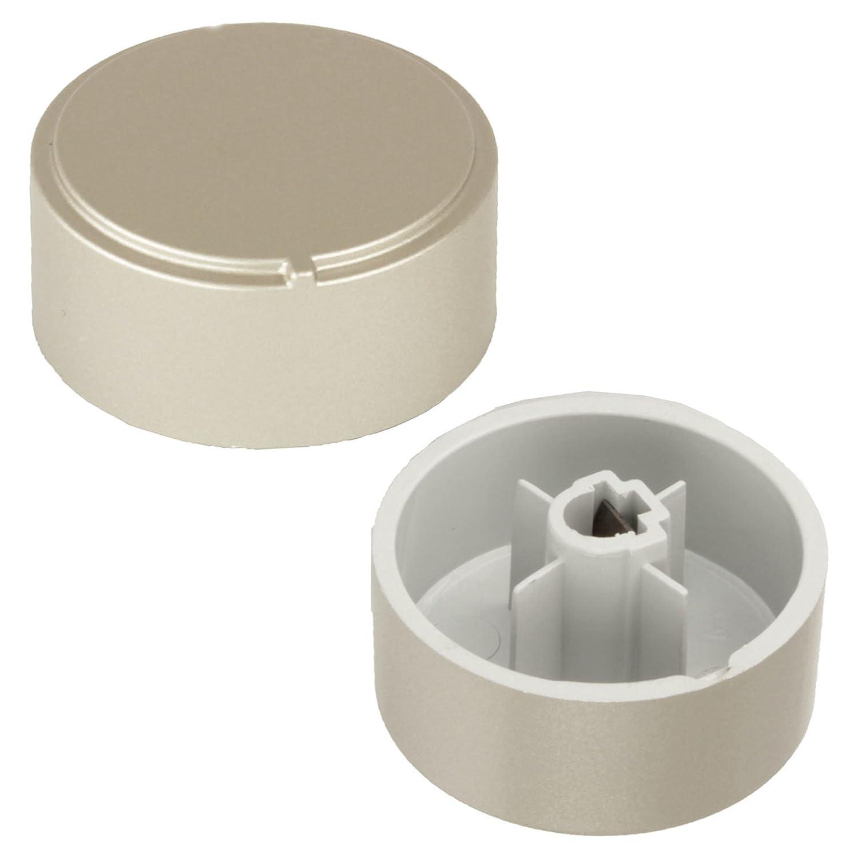 Spares2go Plata botones de Control para Ariston Horno/Cocina (Pack ...