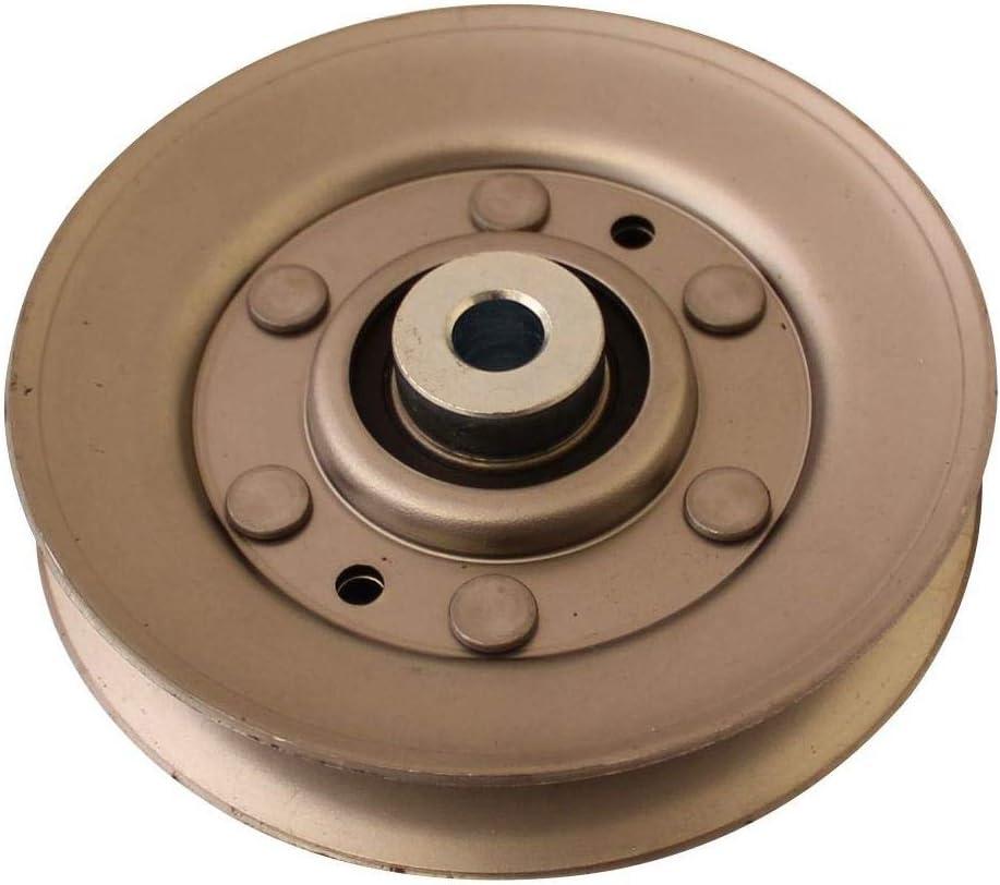 Poulie sur faucheuse 108mm adaptable pour Husqvarna CTH150 Twin 96061026000