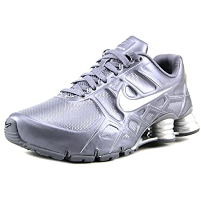 41dff07d7e324c NIKE Shox Turbo XII Mens Running Shoes 488314-090 Cool Grey 7.5 M US