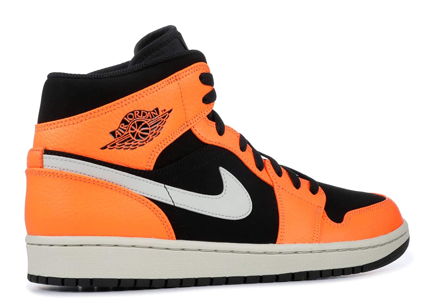 quality design 2b574 c0ead Amazon.com   Air Jordan 1 Mid - 554724-062 - Size 14   Basketball