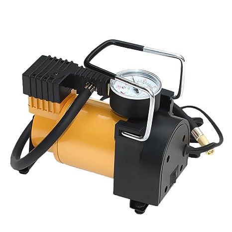 Homyl Premium DC12V Doble Cilindro Compresor De Aire Bomba Inflador De Neumáticos Super Wind Tires Accesorios