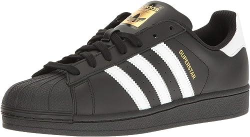 Adidas Originals Superstar Ll pour homme, Noir (Noirblanc