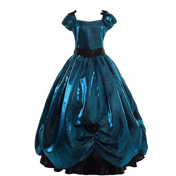 GRACEART Vestido Victoriano Estilo Bowknot de Estilo Vintage ...