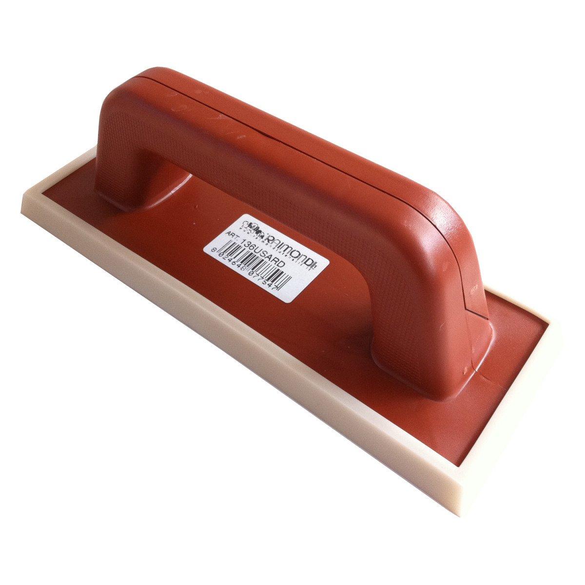 Bon 82-400 12 Mahogany Float with Wood Handle