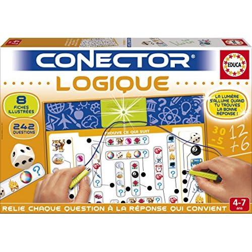Educa Borrás - 17319.0 - Conector logique