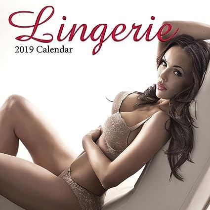Amazon.com   2019 Wall Calendar - Lingerie Calendar 41e657b04