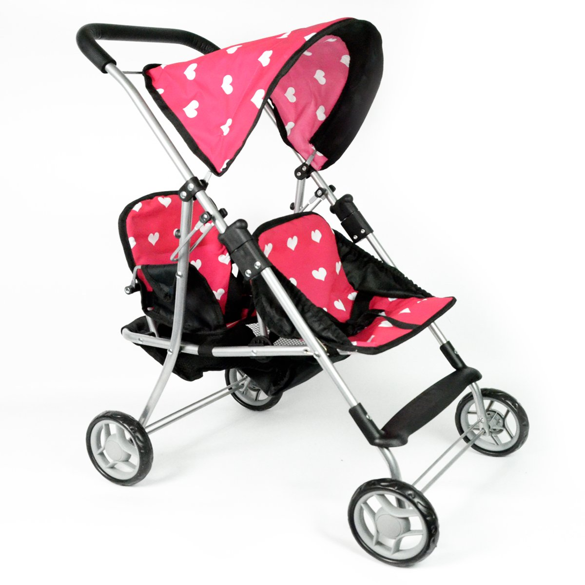 My First Doll Twin Stroller by The New York Doll Collection