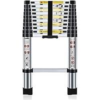 Nestling® 3.2M Escalera Telescópica Multiusos de Aluminio Portátil.