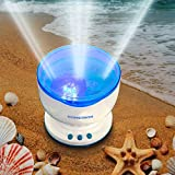 LED Light Blue Autism Toys Sensory Room Projector