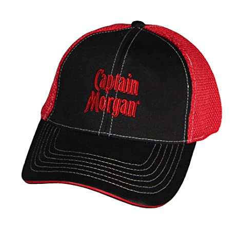 e3214807bc2e4 Image Unavailable. Image not available for. Color  Captain Morgan Hat ...