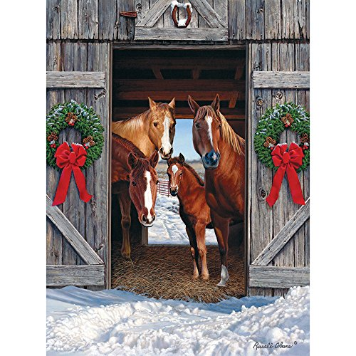 Expert choice for jigsaw puzzles of horses