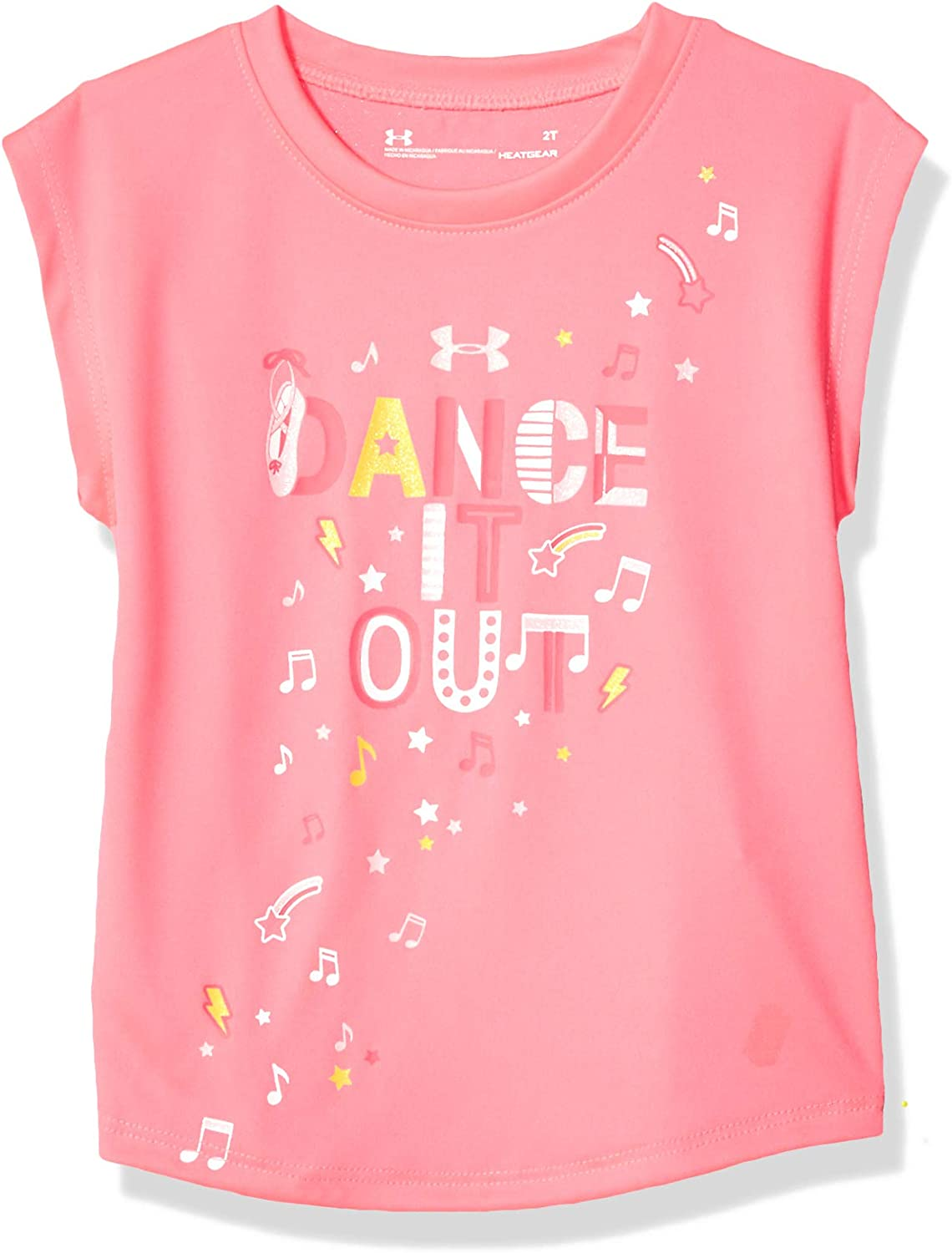 Under Armour Girls This is My Game Short Sleeve T-Shirt