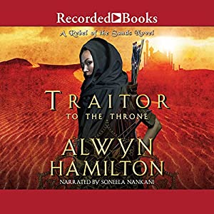 Traitor to the Throne Audiobook