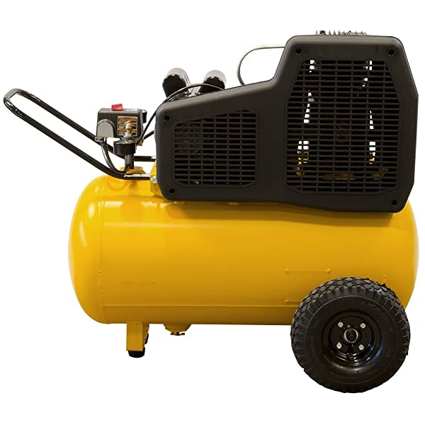 DeWalt DXCMPA1982054 is one of the best 20 gallon air compressor on the market