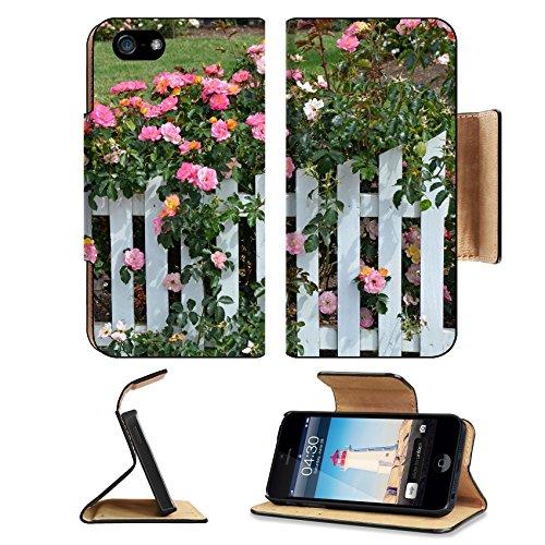 Flower Picket Fence Frame - 9