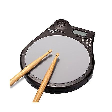 Cherub DP-950 Drum Tutor - Metrónomo y pad de práctica de batería: Amazon.es: Instrumentos musicales