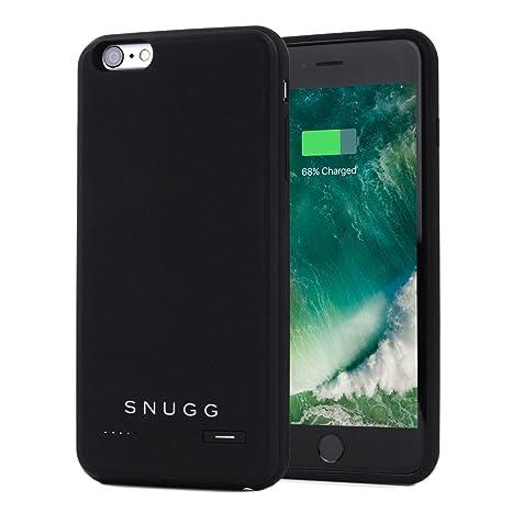 Funda Batería iPhone 6 Plus / 6s Plus, Snugg Funda Cargador ...