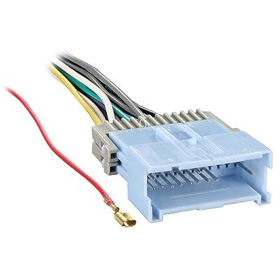 Metra 70-2103 Radio Wiring Harness for Malibu/Equinox/G6 04-Up: Car Electronics