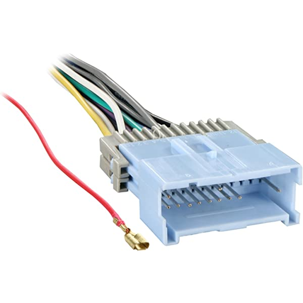Metra Stereo Wiring Harness