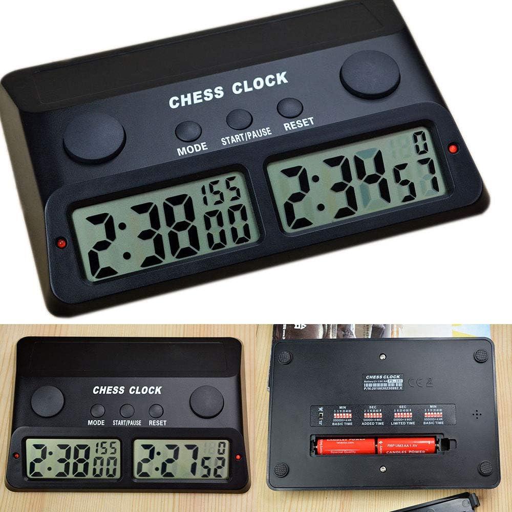 Temporizador de Reloj de ajedrez Profesional Temporizador de ...