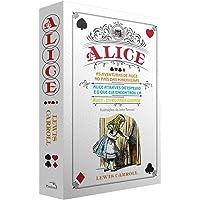 Box Alice No País Das Maravilhas E Alice Através Do Espelho + Alice Para Colorir