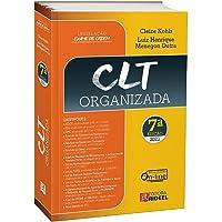 CLT Organizada - Legislação Exame de Ordem 7ª Edição